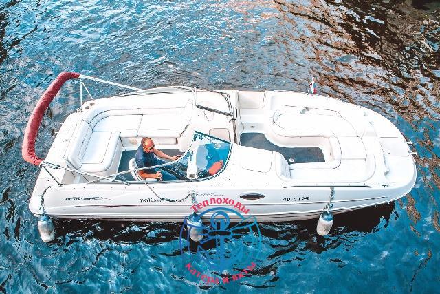 аренда прогулочного катера